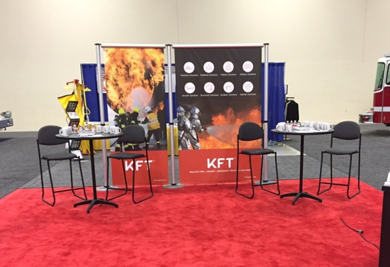 Picture - KFT Booth at FRI