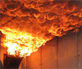 Flashover-Rollover Effect