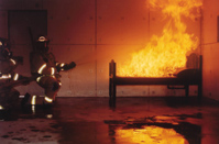Structural FireTrainer T-500 - Example Picture